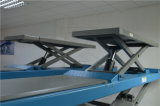 elevación hidráulica del coche durable de la estación 4s