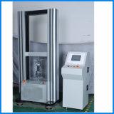 Equipamento de teste de alumínio da força elástica da coluna dobro/máquina de teste de alumínio