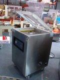 De hete Verpakker van de Machine van de Verpakking van de Spaarder van het Overzeese Voedsel van het Vlees van de Rijst van de Vissen van de Luchtledige kamer van de Verkoop Enige Vacuüm
