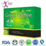 Кофеий естественной самой лучшей доли 100% зеленые Slimming & чай Hearbal