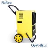 Deumidificatore robusto dorato di alta efficienza della bobina placcata dell'acciaio inossidabile dell'alloggiamento