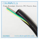 Flammhemmender elektrischer PVC-Plastikschlauch