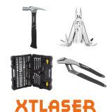 手のツールおよび動力工具の金属表面のマーキングのための品質20W 30Wのファイバーレーザーのマーキング機械