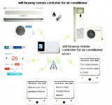 Drahtloser Ferncontroller für Klimaanlage/Wärmepumpe