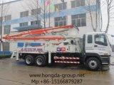 Pompa per calcestruzzo del gruppo 37m di Hongda con l'asta
