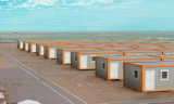 Camera prefabbricata della Camera prefabbricata della Camera del campo di lavoro della zona mineraria con le docce della toletta della cucina