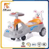 Nuova automobile alla moda di torsione dell'oscillazione del bambino con lo schienale fatto in Cina sulla vendita