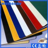 Los paneles compuestos de aluminio, materiales de construcción decorativos de la alta calidad