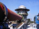 実行中カーボン石灰Rpotary炉の生産ライン
