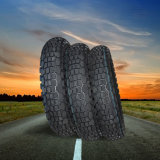 Chambre à air butylique 300-17 300-18 de pneu de pneu de moto/tricycle