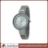 Самый новый и франтовской Wristwatch нержавеющей стали для женщин