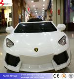 Plástico del coche eléctrico del bebé con la batería y el motor teledirigidos en el precio barato hecho en Hebei China