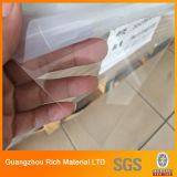 Hoja plástica del molde de acrílico transparente PMMA de la hoja