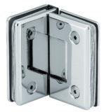 Dobradiça de porta de vidro de bronze da alta qualidade para o quarto de chuveiro