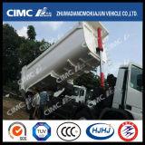 Benz 380-460HP 8 * 4 Dump Truck com Cimc Huajun Cargo Box