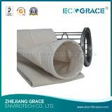 Цедильный мешок полиэфира пылевого фильтра для индустрии цемента