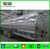 Aluminiumlegierung-Kraftstofftank-halb Schlussteil China-50cbm für Verkauf