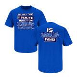 T-shirt mou de formation de basket-ball pour le club