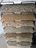 Pedra de quartzo da cor do granito do material de construção Kefeng-227 para a bancada da cozinha