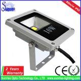 Flutlicht-Vorrichtung DER IP65 Epistar PFEILER Leistungs-10W LED
