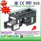 Impresora de Flexo de la impresión del centro de color 4 para el papel