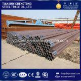 Tubulação de aço sem emenda do carbono de ASTM A106b que transporta o líquido