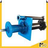 Hochleistungssumpf-zentrifugale vertikale Schlamm-Pumpe für Bergbau