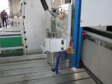 Pedra soldada de Steucture que trabalha a máquina de madeira do router do CNC do gravador do CNC