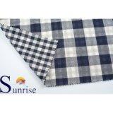 100% Katoenen garen verfte doublecloth (SRSC 051)