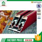 Attraktives Aluminiumschieben mit Vorhang-Entwurfs-Tür (WJ-SD0010)