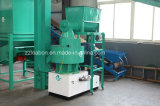 Saleのための自動Biomass Waste 500kg/H Wood Pellet Production Line