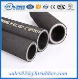 Tubo flessibile di gomma idraulico R3 di SAE 100