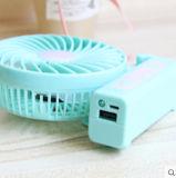 Складывая вентилятор USB миниого вентилятора вентилятора перезаряжаемые малый с ручной подарком вентилятора