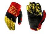 Tldの手袋の手袋に乗るオフロード競争のオートバイのバイクのマウンテンバイクの長い手袋