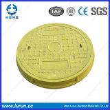 Coperchio di botola composito di En124 FRP SMC per dell'interno