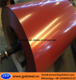 PPGI/PPGLカラーは電流を通された鋼鉄コイルに塗った