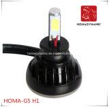 Farol do diodo emissor de luz do melhor vendedor G5 no mercado sul 80W 4000lm de Amercia por a luz