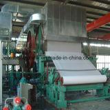 máquina de papel completa de tejido de 1575-3200m m