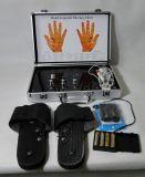 Máquina da deteção & do tratamento através do ponto da mão