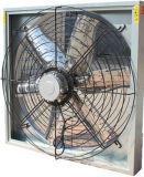 Отработанный вентилятор дома коровы