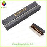 Papel de cosmética caja de embalaje de lujo para anillo / collar