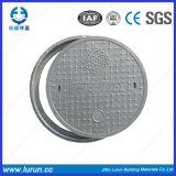 Крышка люка -лаза D400 SGS BMC En124 FRP SMC составная
