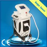 RF/Vacuum/IPL/Cavitation de Machine van het Vermageringsdieet van het Lichaam