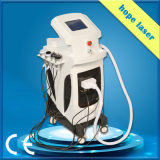 Тело RF/Vacuum/IPL/Cavitation Slimming машина
