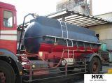 水化学薬品および液体のための交通機関タンク