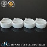 Disque en céramique de cartouche industrielle du robinet 92%Alumina, matériel de production avancé