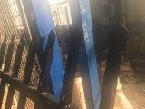 안전 수비대 관 담은 2100mm x 2400mm 얼룩 흑색 화약 주름을 잡은 창을 깐다