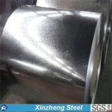 (0.125mm-0.8mm) Bobine en acier galvanisée plongée chaude/tôle d'acier galvanisée Z275 G