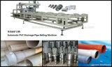 PVC水機械を作るプラスチック管の生産ライン