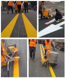 Машина маркировки дороги знаков уличного движения высокого качества ручная